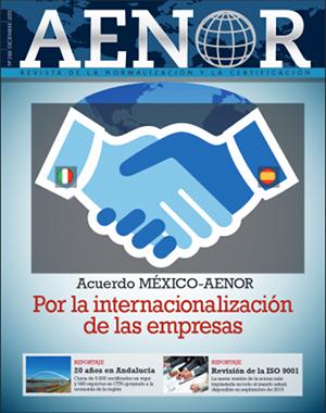 Revista AENOR Nº 288